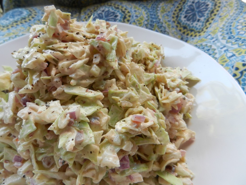 Killer Easy Coleslaw